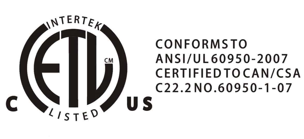 QST LED ETL Certified for US and Canada!