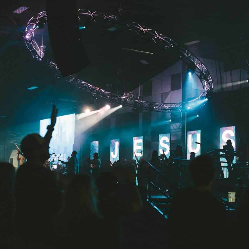QST Proclaim™ LED Video Walls adorn The Motion Church Campuses