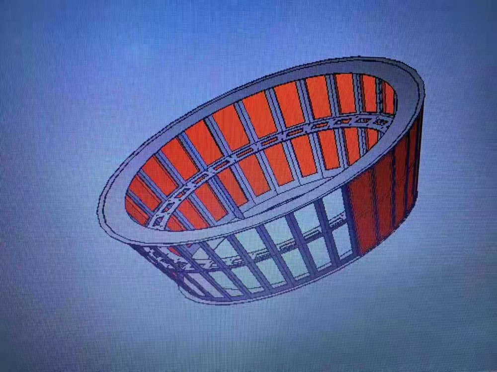 Various Circular Projects from QST LED