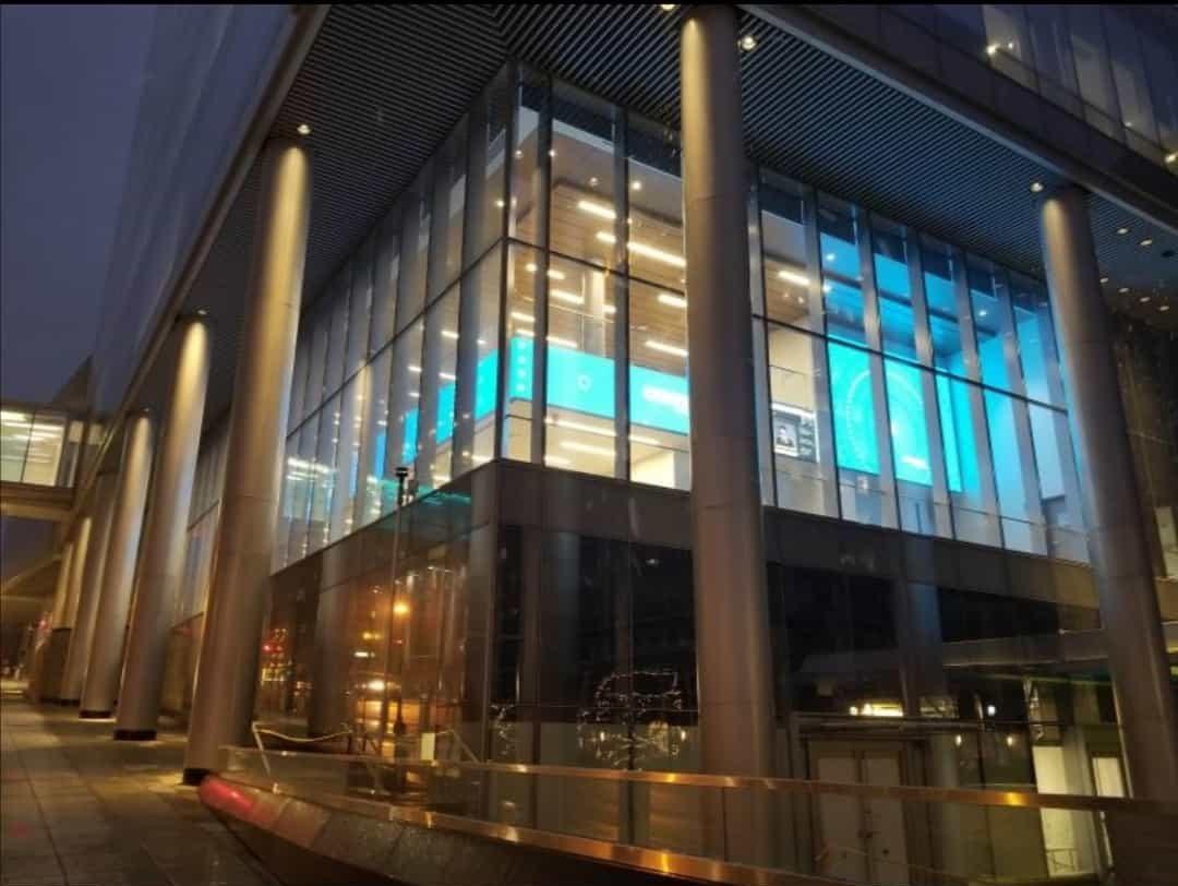 Centene HQ Lobby Project